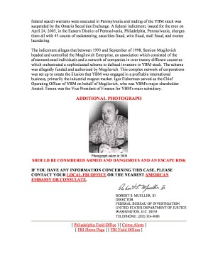 Semion Mogilevich - FBI Most Wanted - YBM Magnex International Inc. 300x388 page 2